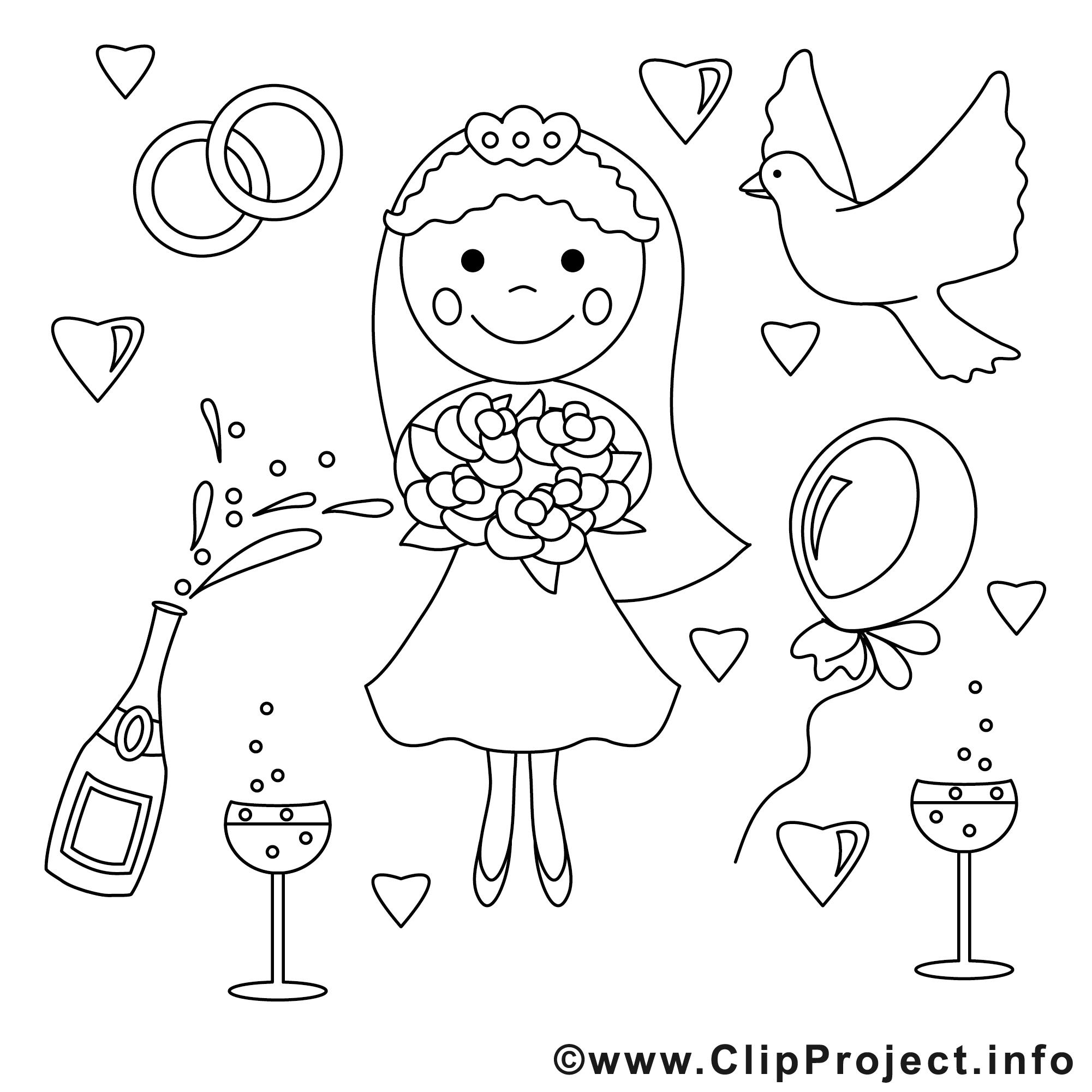 Malvorlagen Hochzeit Für Kinder | Coloring And Malvorlagan über Hochzeitsbilder Zum Ausdrucken