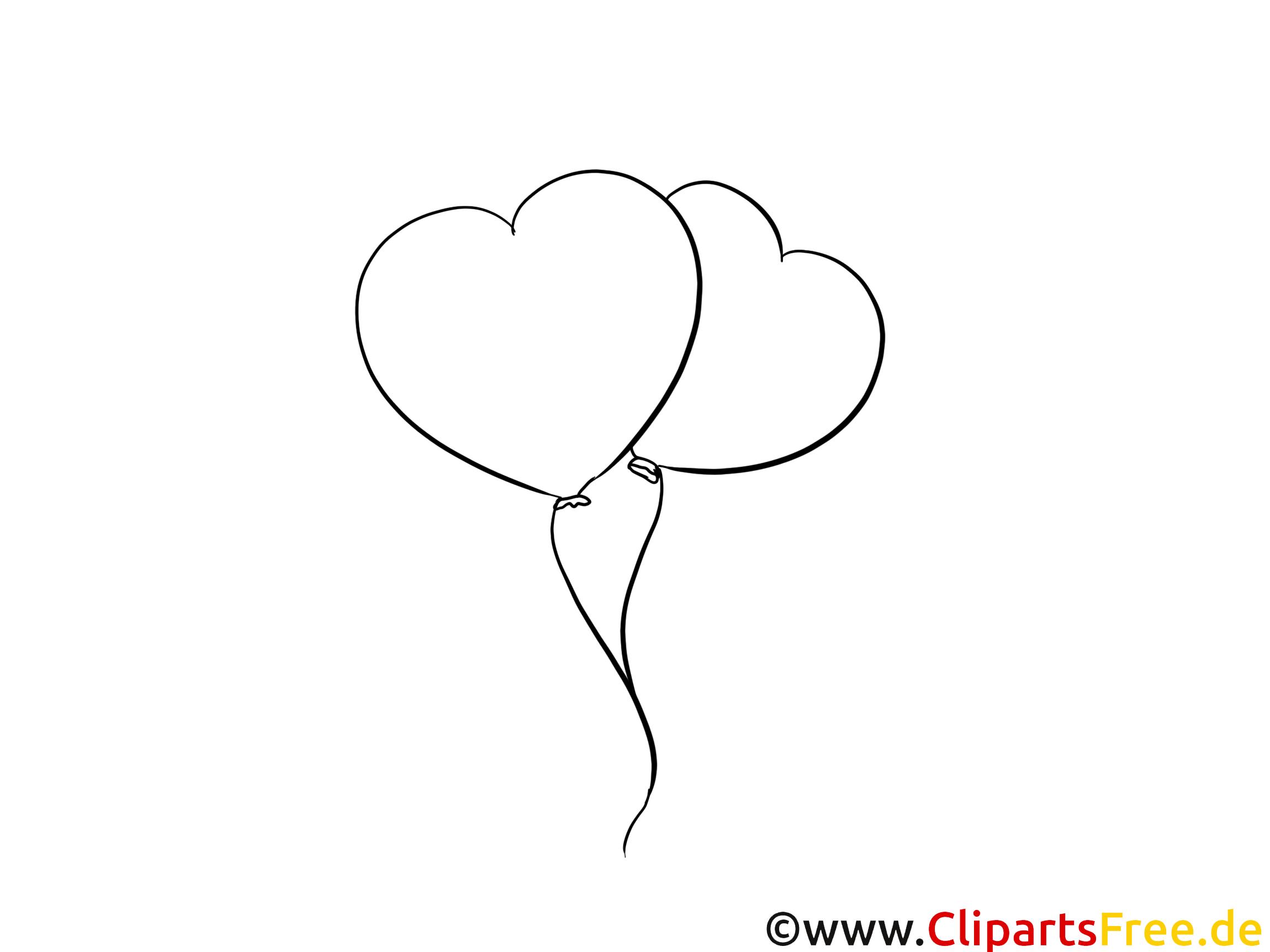 Malvorlagen Luftballon Gratis | Coloring And Malvorlagan bei Luftballon Malvorlage