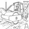 Malvorlagen Rund Um Das Thema Baustelle über Baustelle Ausmalbilder