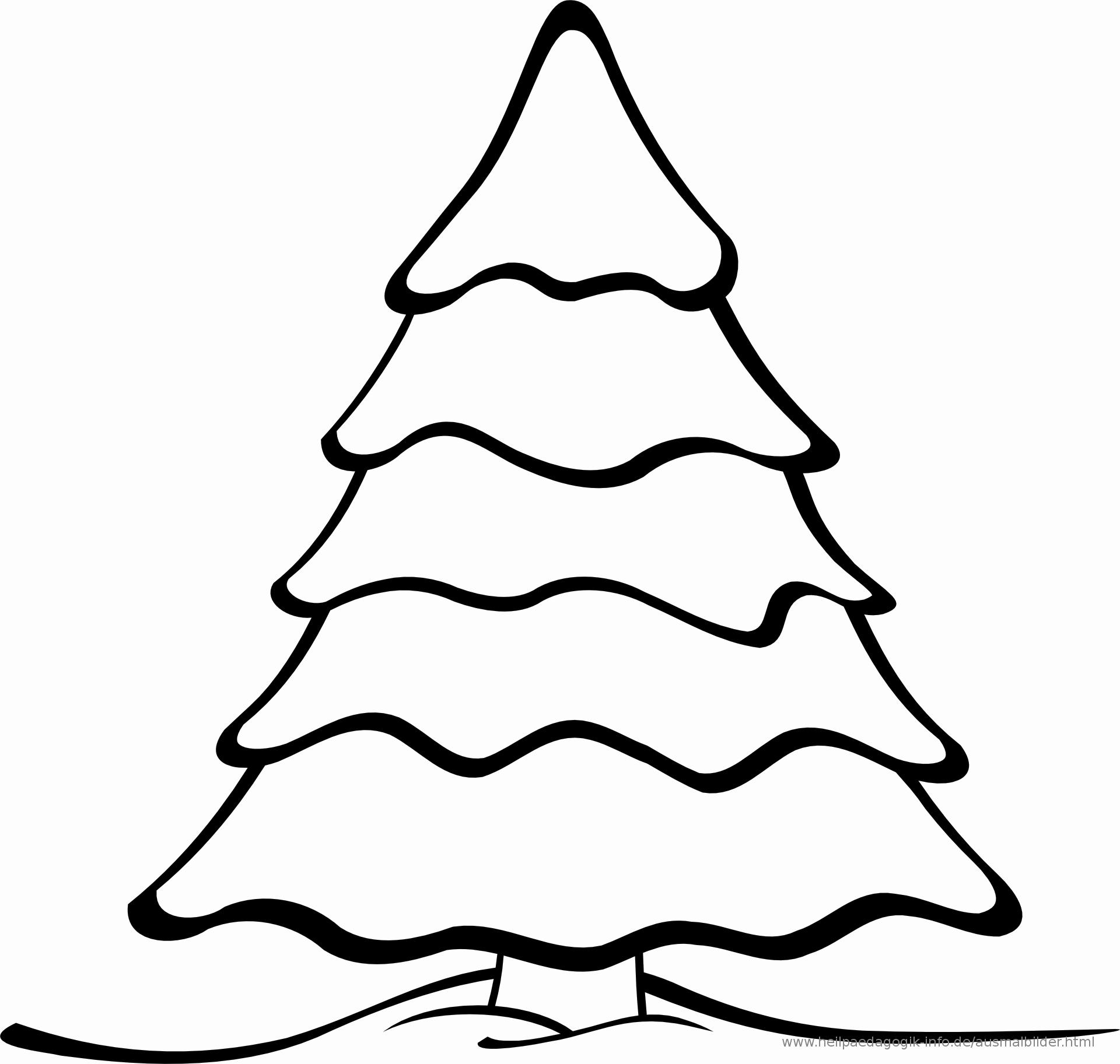 Malvorlagen Tannenbaum Ausdrucken Elegant Ausmalbilder mit Weihnachtsbaum Malvorlage