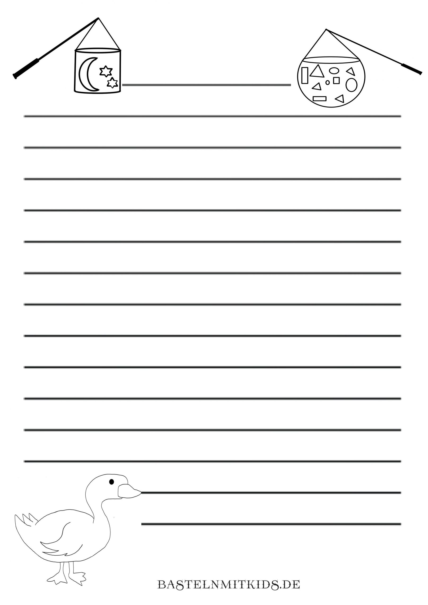 Malvorlagen Und Briefpapier Gratis Zum Drucken - Basteln Mit für Briefpapier Zum Ausdrucken