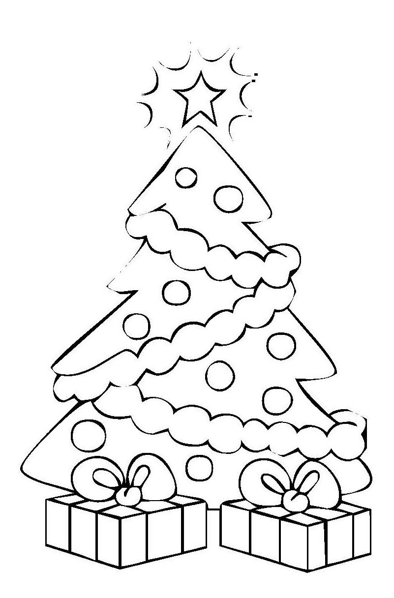 Malvorlagen Weihnachten Weihnachtsbaum – Ausmalbilder Für innen Malvorlagen Tannenbaum Ausdrucken