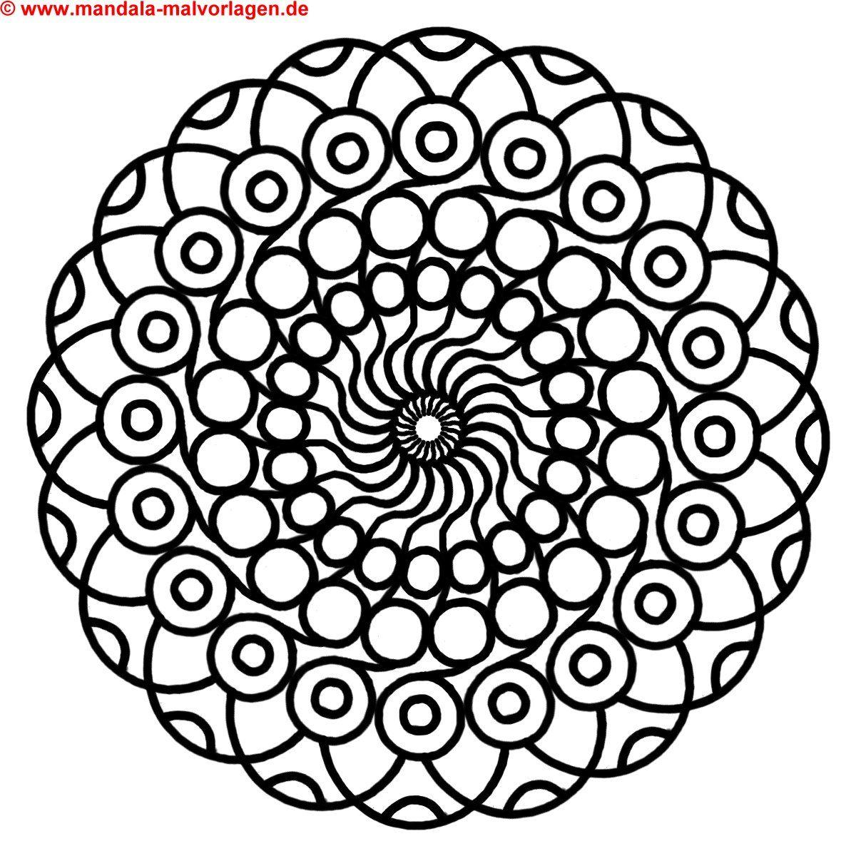 Mandala Ausmalbilder – Ausmalbilder Für Kinder in Mandala Ausmalbilder