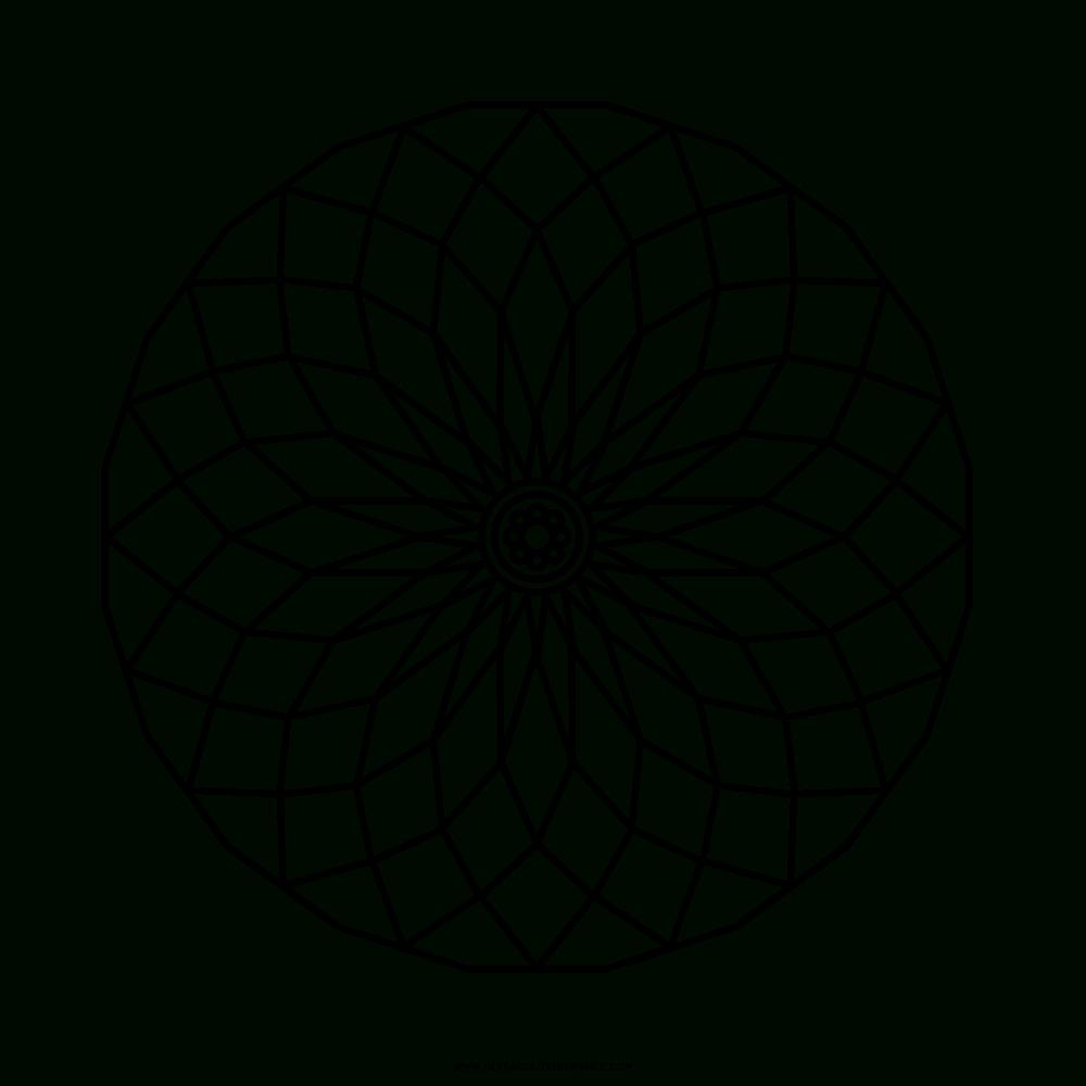Mandala Ausmalbilder - Ultra Coloring Pages bei Mandala Ausmalbilder