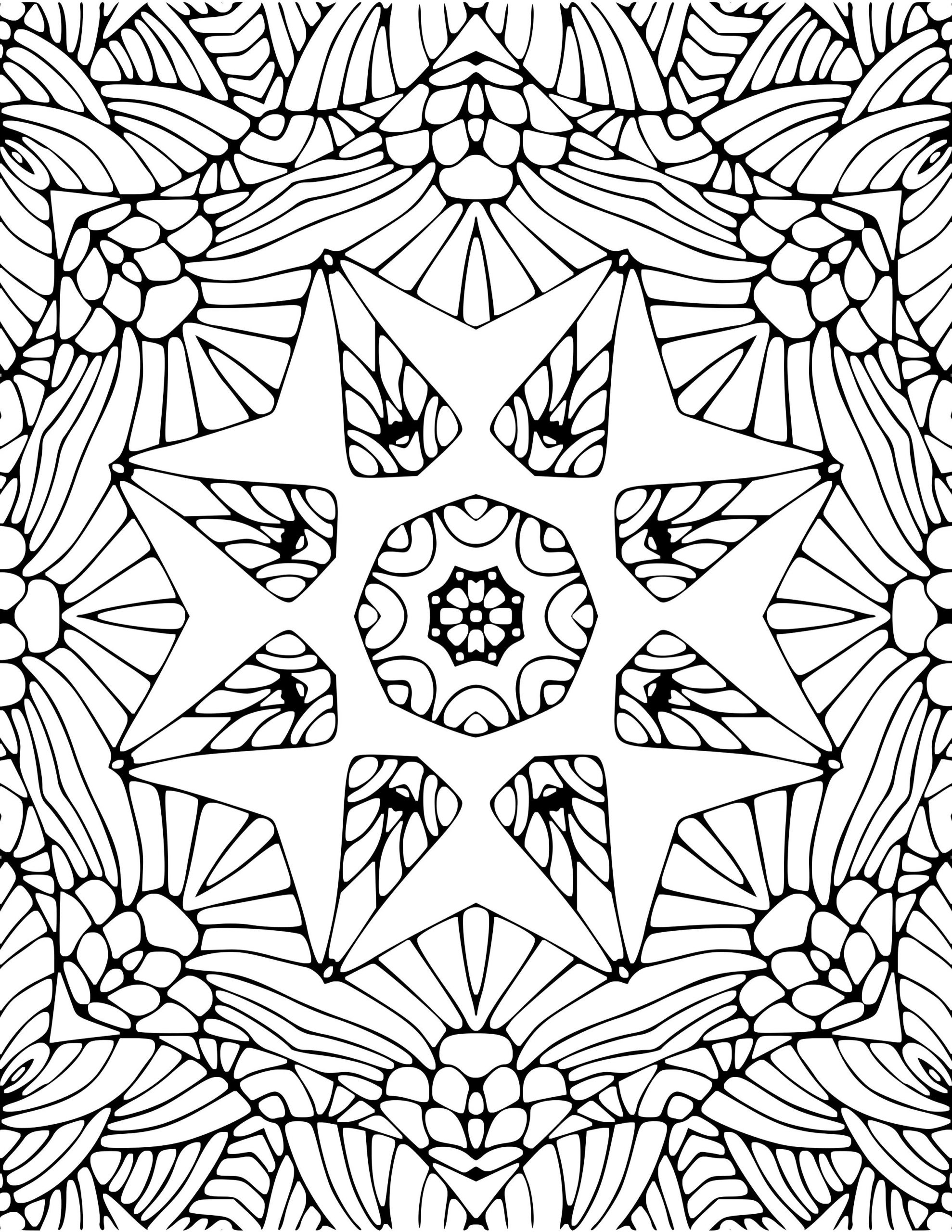 Mandala Ausmalen Für Erwachsene - Ausmalbilder Kostenlos mit Mandalas Für Erwachsene Zum Ausmalen