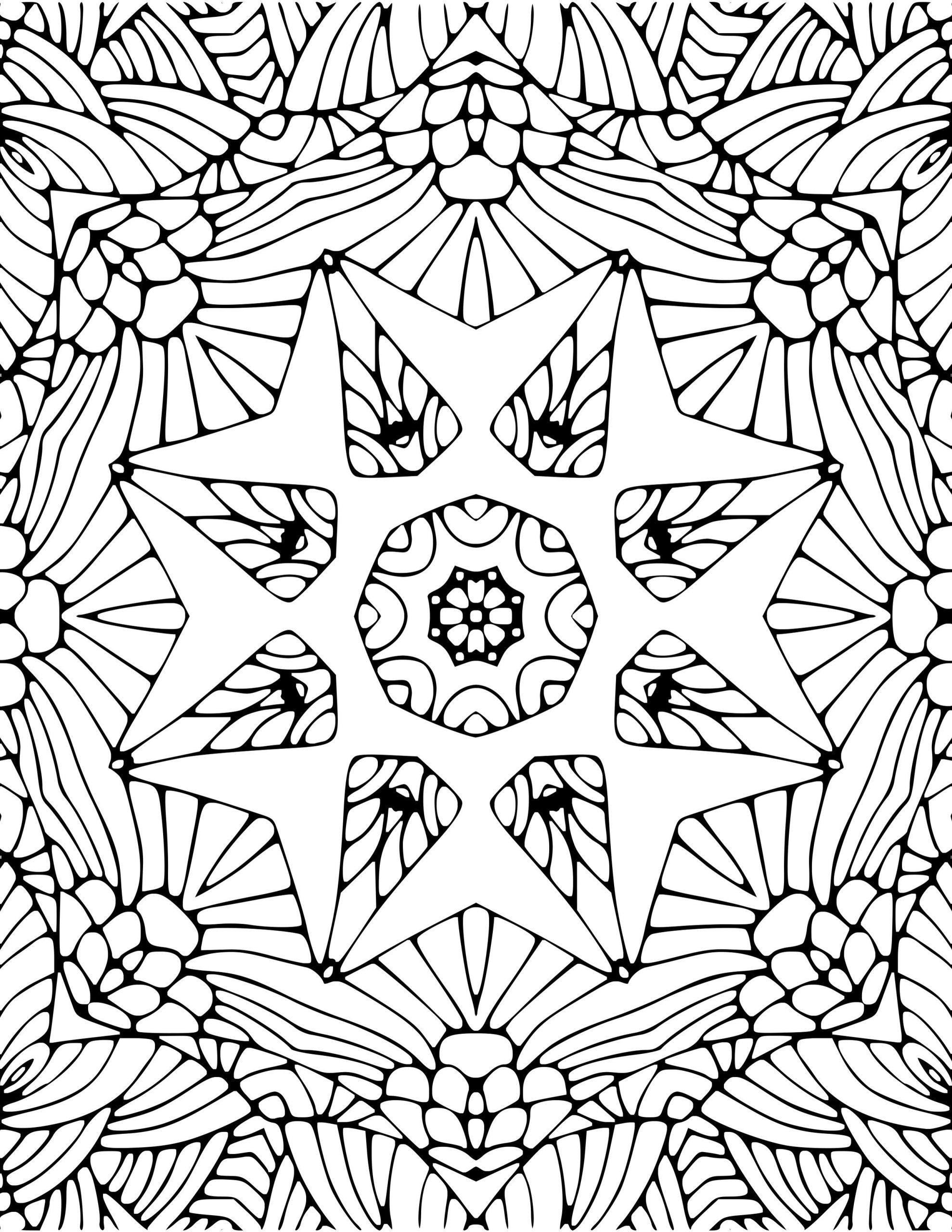 Mandala Ausmalen Für Erwachsene - Ausmalbilder Kostenlos mit Mandalas Zum Ausmalen
