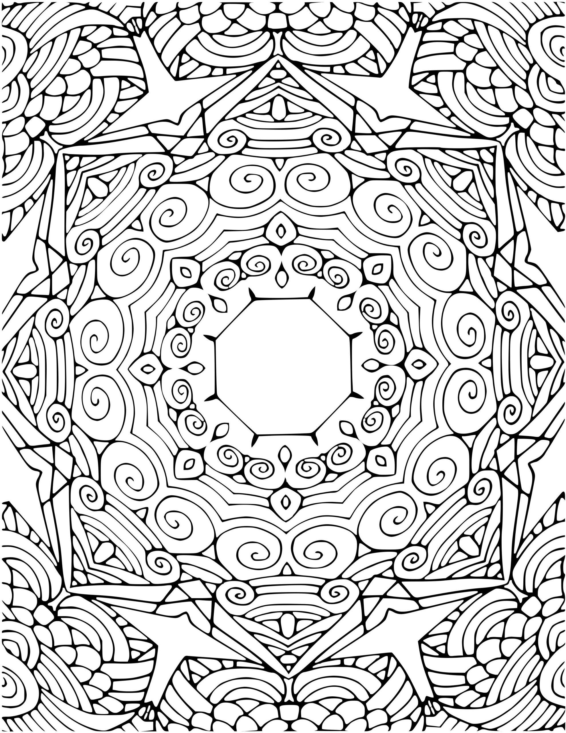 Mandala Ausmalen Für Erwachsene - Ausmalbilder Kostenlos verwandt mit Mandalas Zum Ausmalen