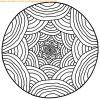 Mandalas To Print And Color | Malvorlage | Ausmalbild für Ausmalbilder Mandala