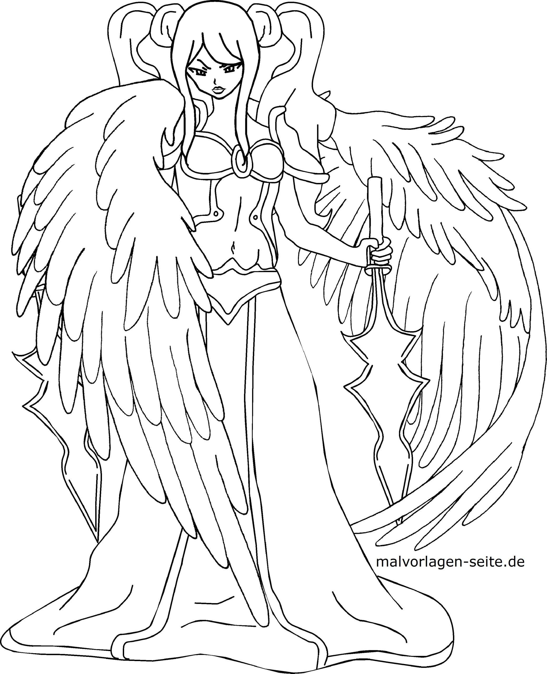 Mangas Zum Ausmalen - Kostenlose Manga Malvorlagen verwandt mit Manga Zeichenvorlagen