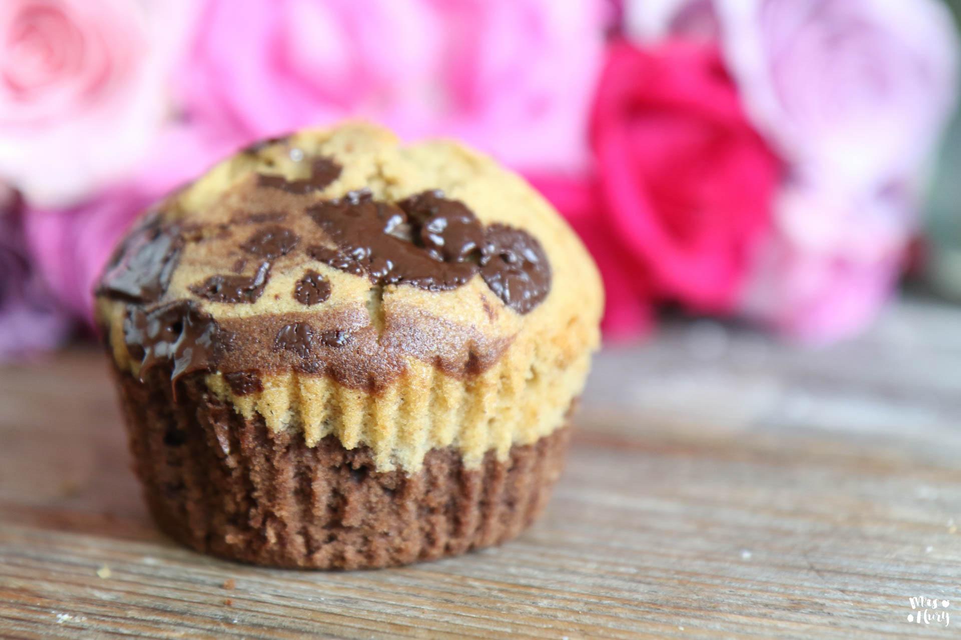 Marmor Muffins Backen - Perfekt Für Kinder - Mrs Flury über Muffin Rezept Kindergeburtstag Einfach
