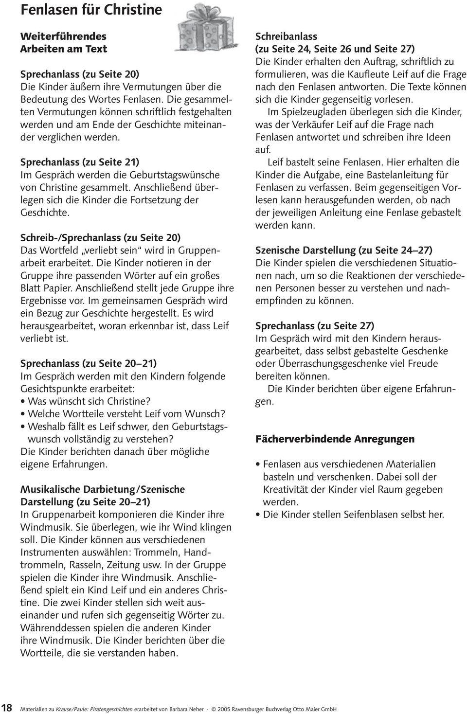 Materialien Zur Unterrichtspraxis Herausgegeben Von Birgitta innen Piratengeschichte Für Schatzsuche Kindergeburtstag