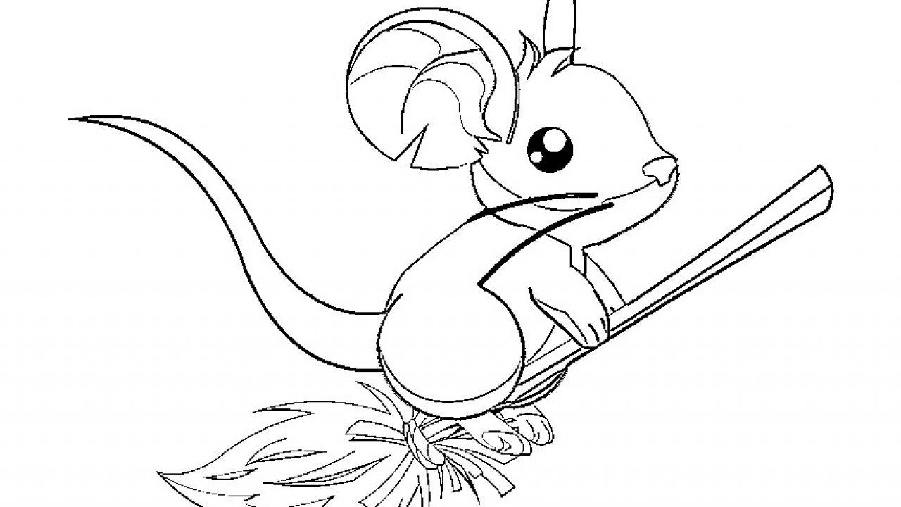 Maus Ausmalbilder Zum Drucken - Kids-Ausmalbildertv in Maus Zum Ausmalen