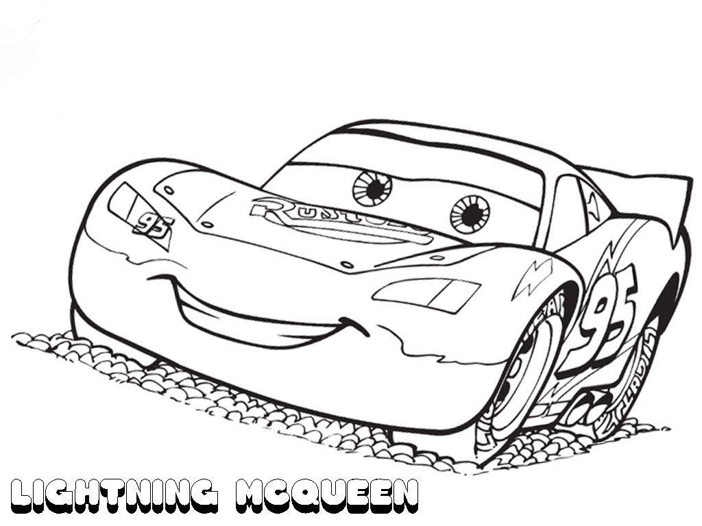 Mcqueen Ausmalbilder 05 | Ausmalbilder, Wenn Du Mal Buch für Lightning Mcqueen Malvorlage