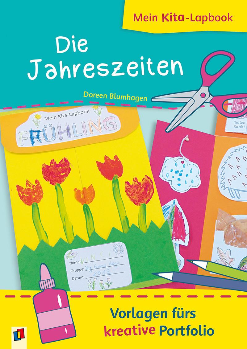 Mein Kita-Lapbook: Die Jahreszeiten für Jahreszeiten Bilder Für Kindergarten