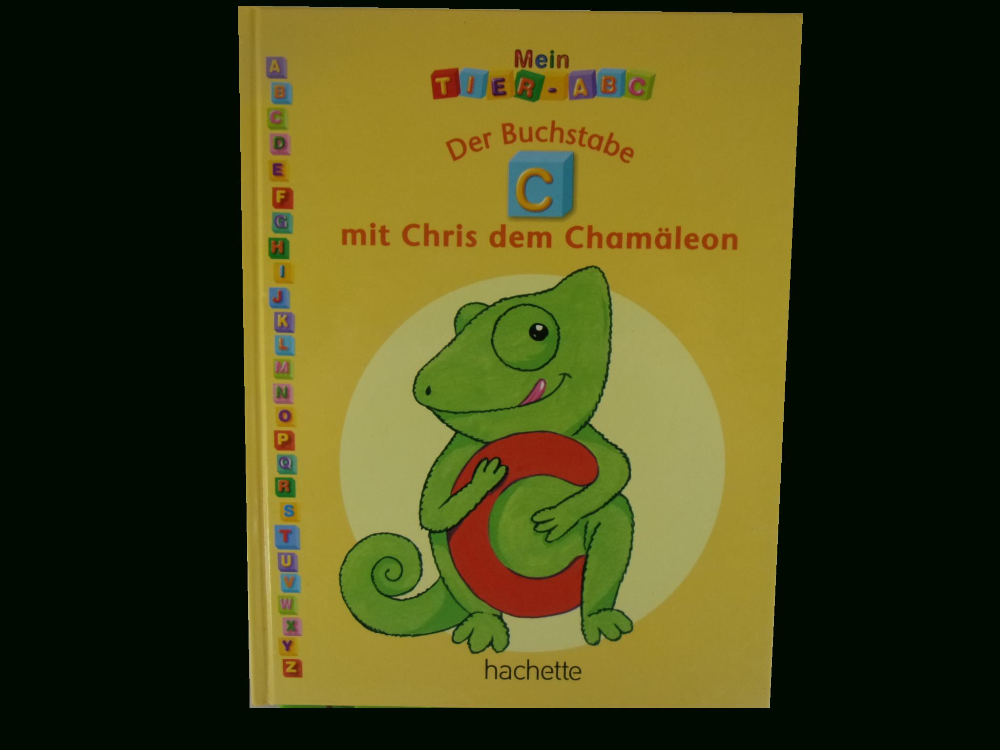 Mein Tier- Abc Der Buchstabe C Mit Chris Dem Chamäleon Gebraucht über Tier Mit C Als Anfangsbuchstabe