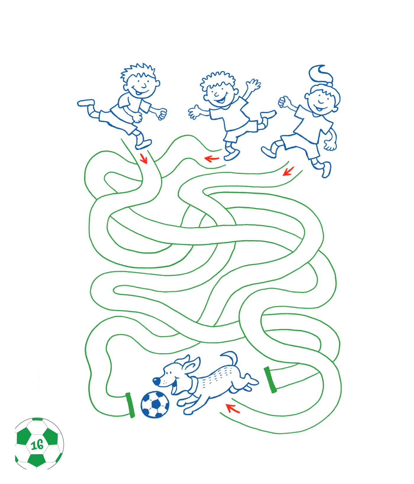 Mein Vorlese-Mitmach-Koffer Fußball: Wm-Rätsel - Heldenstücke über Rätsel Für Kleinkinder Zum Ausdrucken