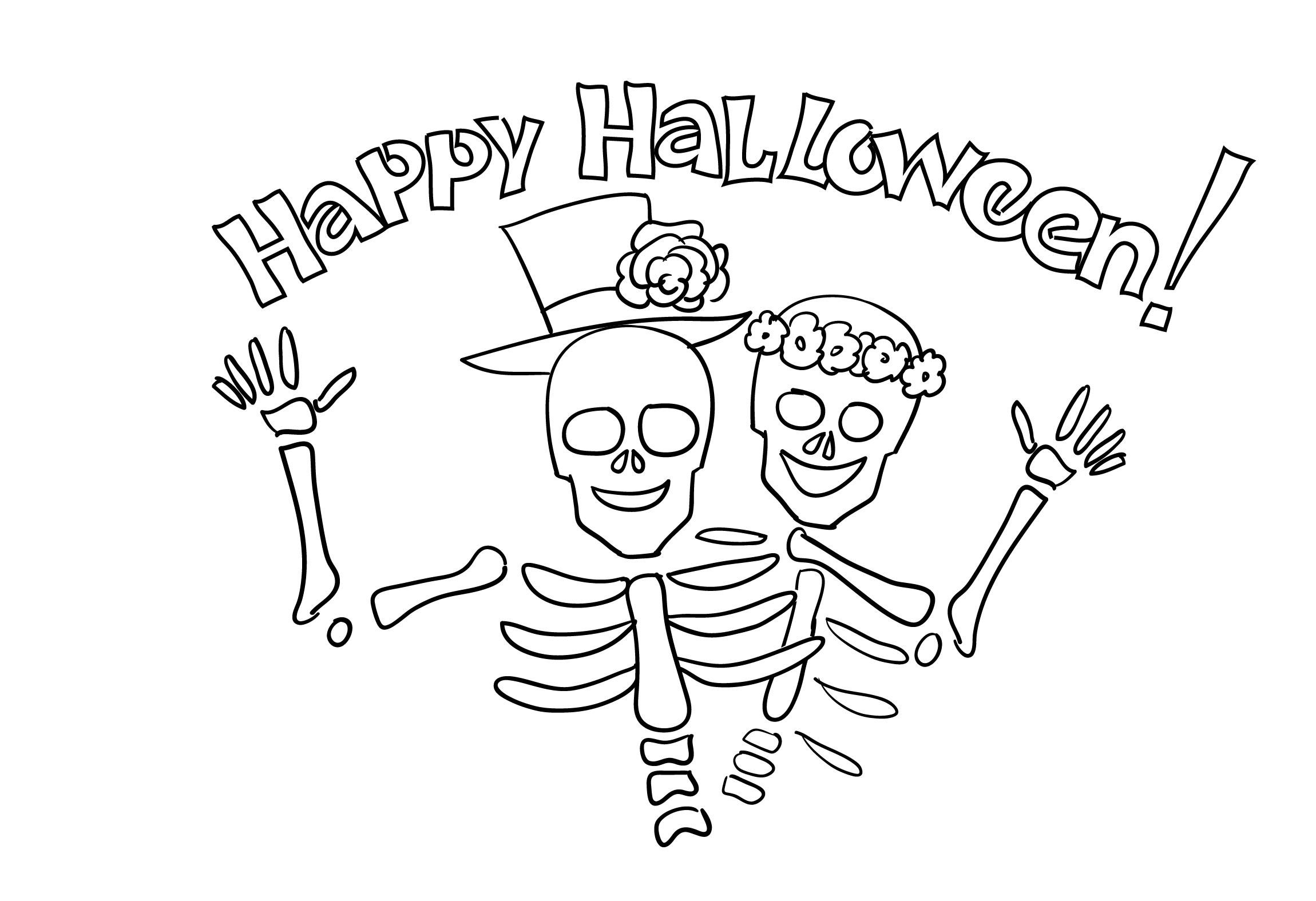 Menschliches Skelett Zum Ausdrucken - 1Ausmalbilder innen Skelett Ausdrucken