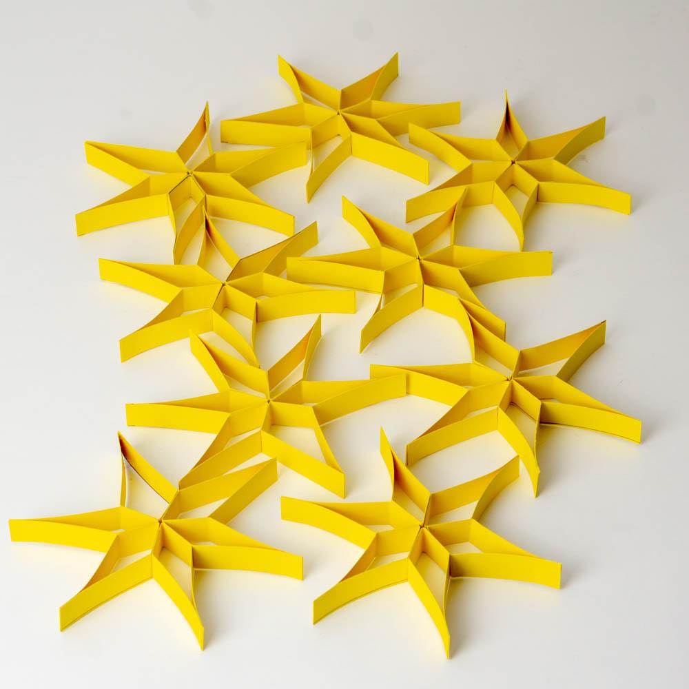 Mobile Basteln Mit Kindern (16 Von 16) - Einfach-Basteln verwandt mit Sterne Basteln Mit Krippenkindern