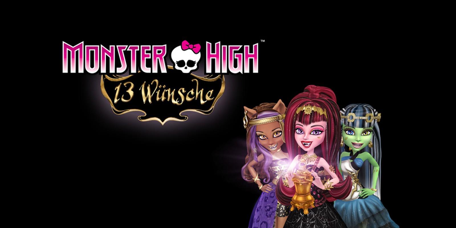 Monster High™ 13 Wünsche   Wii U   Spiele   Nintendo für Monster High Spiele Kostenlos Online