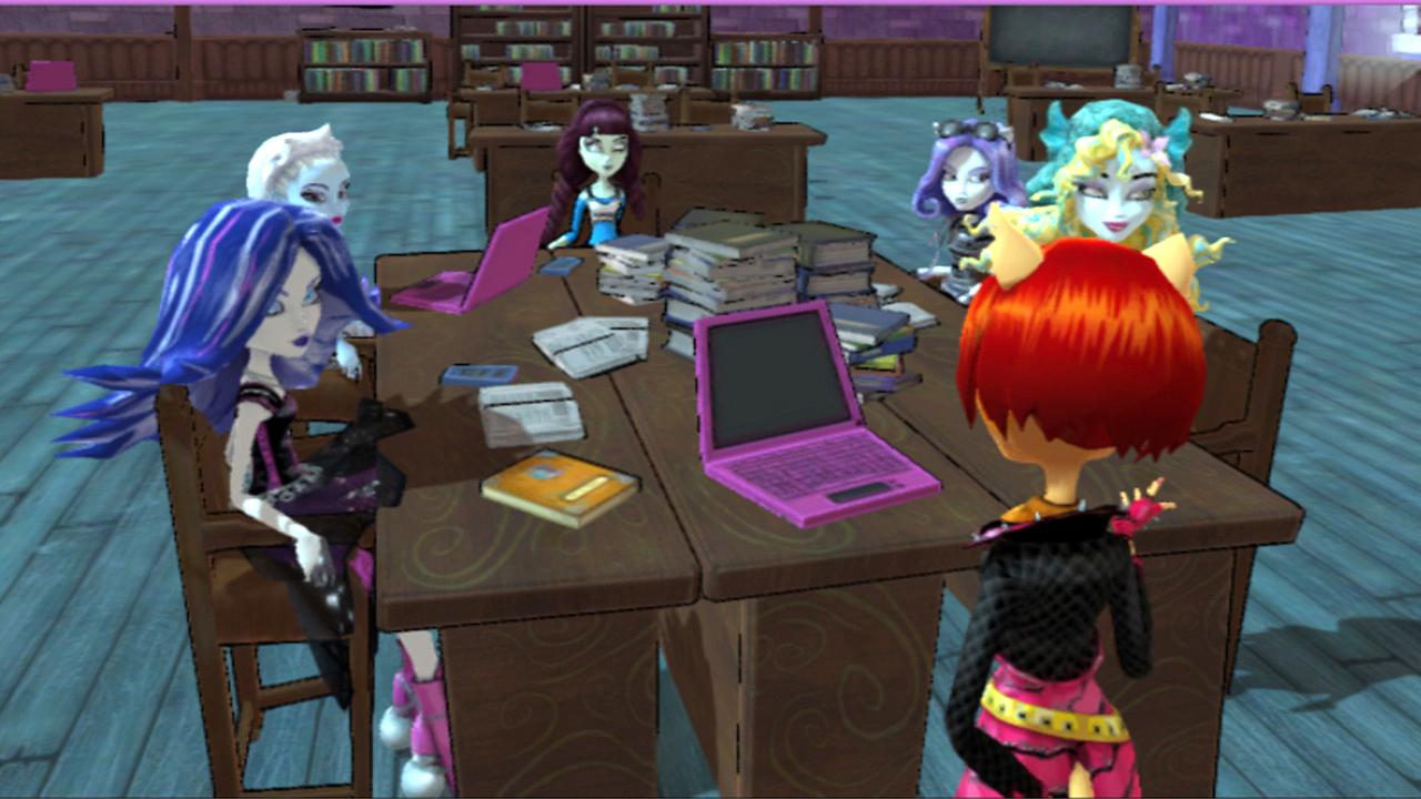 Monster High: Aller Anfang Ist Schwer   Wii U   Spiele innen Monster High Spiele Kostenlos Online