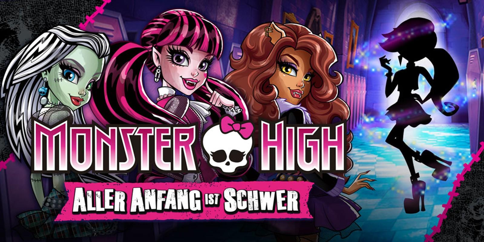 Monster High: Aller Anfang Ist Schwer   Wii U   Spiele über Monster High Spiele Kostenlos Online