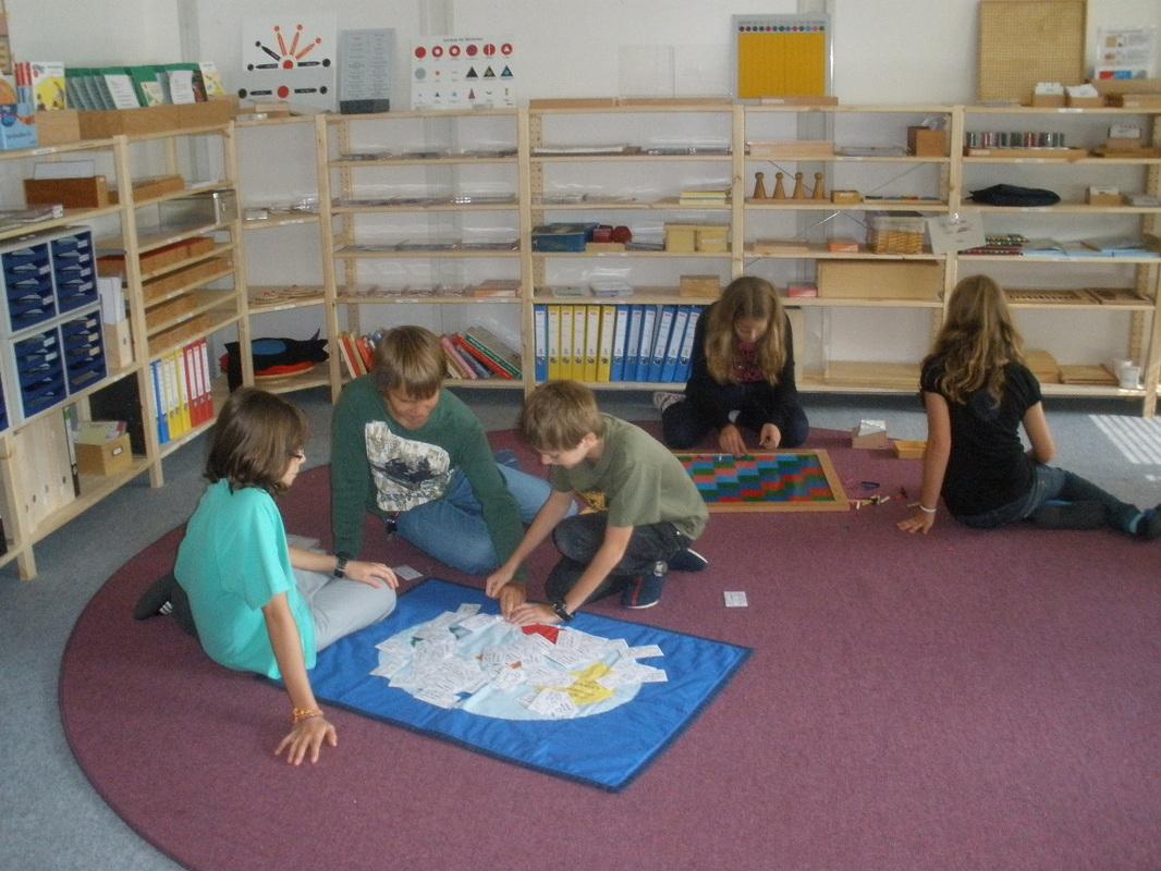 Montessori-Schule Clara Grunwald Wächst Fleißig – Montessori über Erfahrungsberichte Montessori Schule