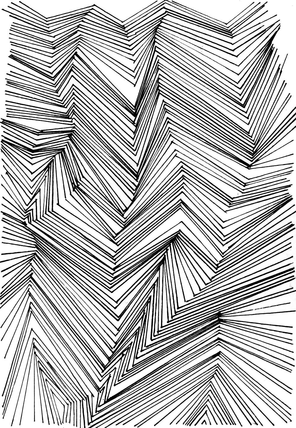 Muster Zeichnen - Meditativ Oder Einfach Nur Langweilig (Mit in Muster Zum Malen