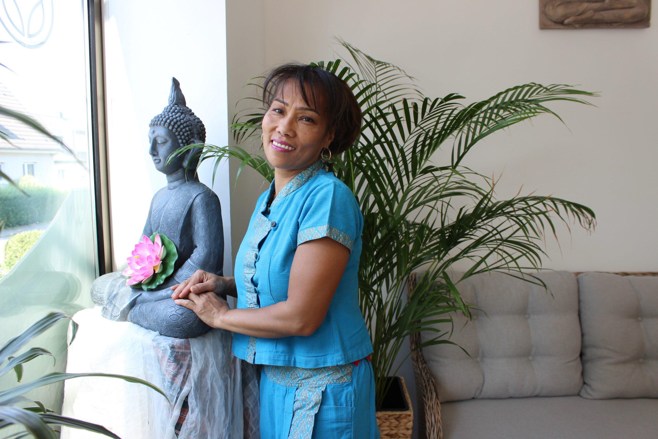 Na Ayutthaya verwandt mit Thailändische Massage Dortmund