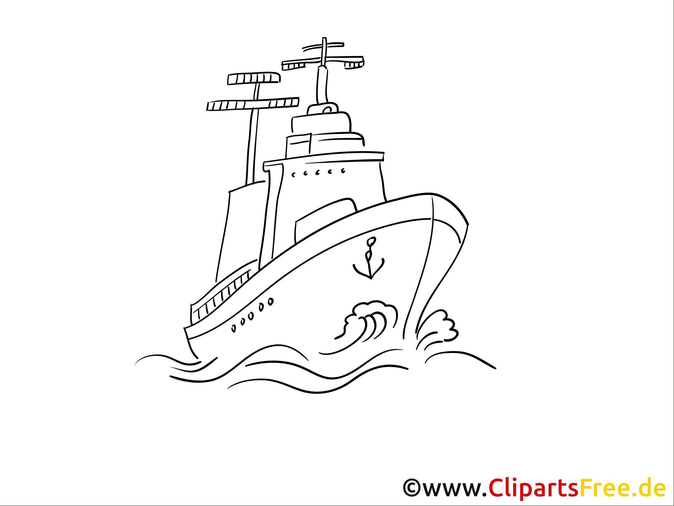 Neu Ausmalbilder Schiff (Mit Bildern)   Ausmalen für Ausmalbilder Schiffe