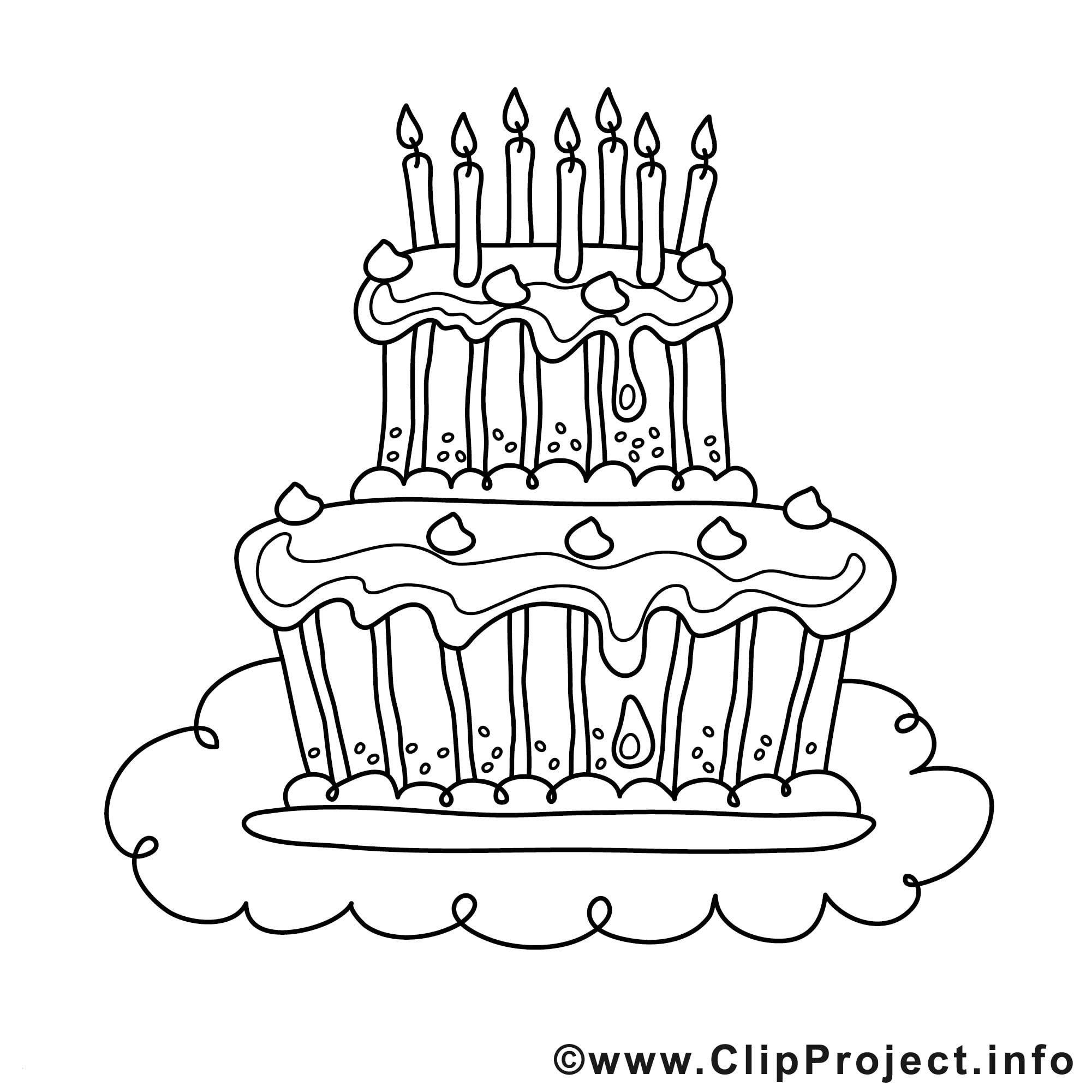 Neu Torte Ausmalen (Mit Bildern)   Ausmalbilder, Ausmalen über Ausmalbild Kuchen