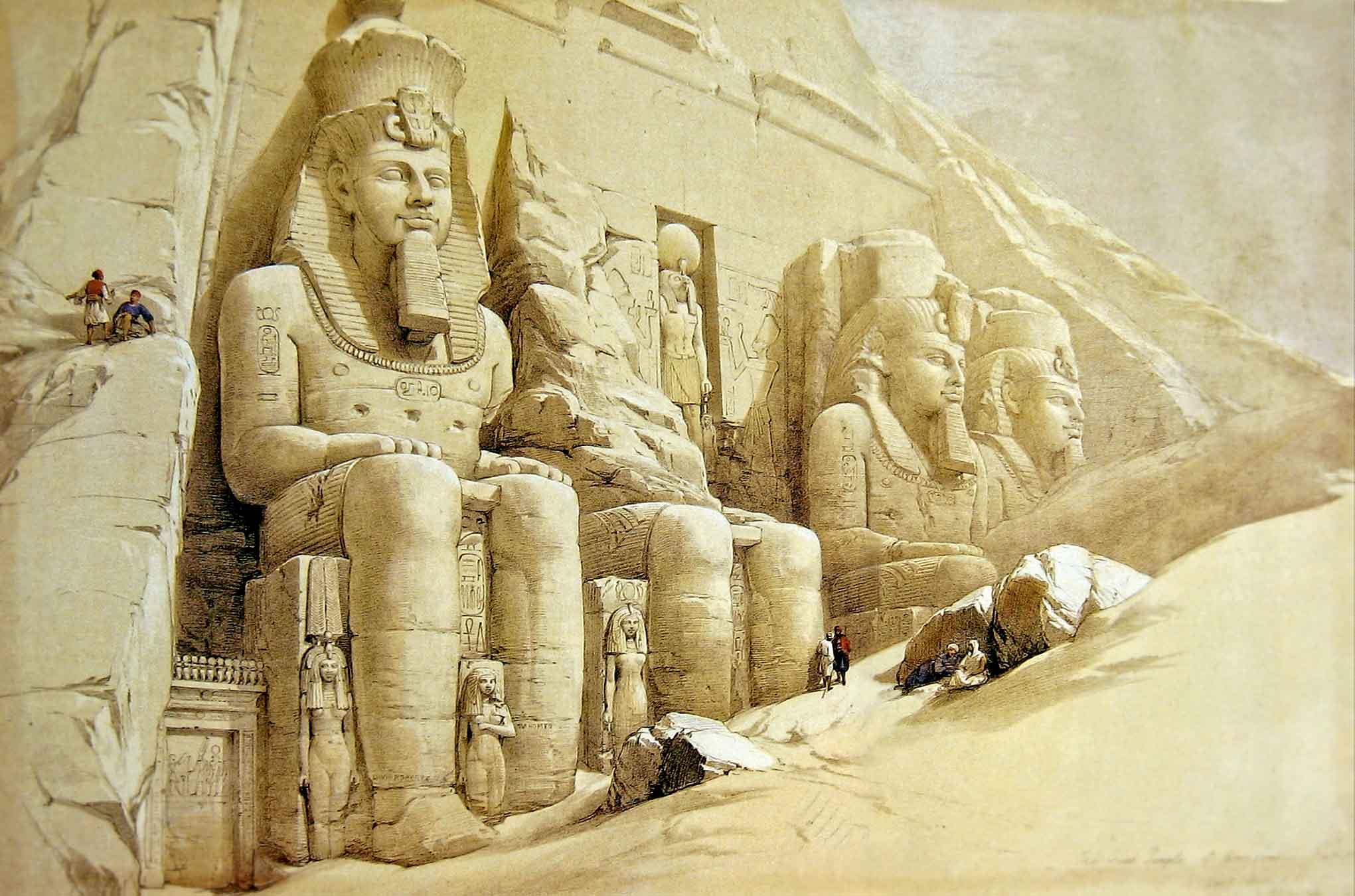 Neues Aus Dem Alten Ägypten @ Archäologie Online verwandt mit Altes Ägypten Bilder