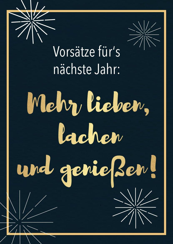 Neujahrsgrüße » Kreative Neujahrswünsche Zum Download in Neujahrsgrußkarten Kostenlos
