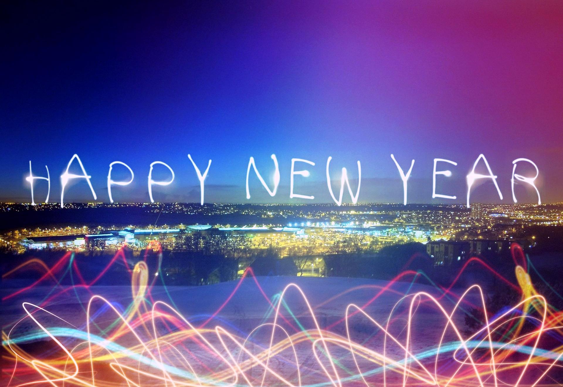Neujahrswünsche – Geschäftlich Und Mit Persönlicher Note ganzes Neujahrsgrußkarten Kostenlos