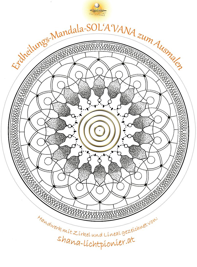 Neumandalas Als Postversand verwandt mit Engel Mandala
