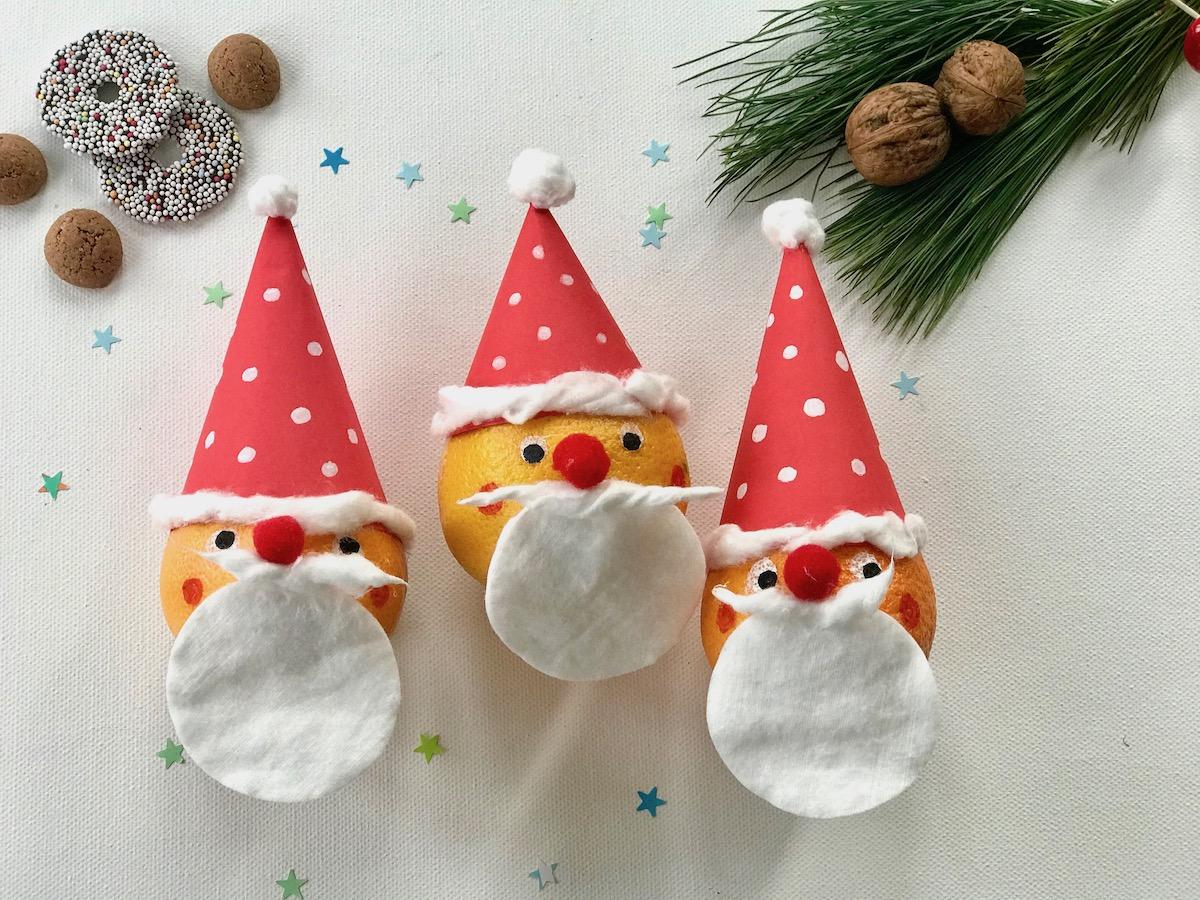 Nikolaus Basteln: Einfache Weihnachtsbastelei Für Die für Nikolaus Bastelvorlage