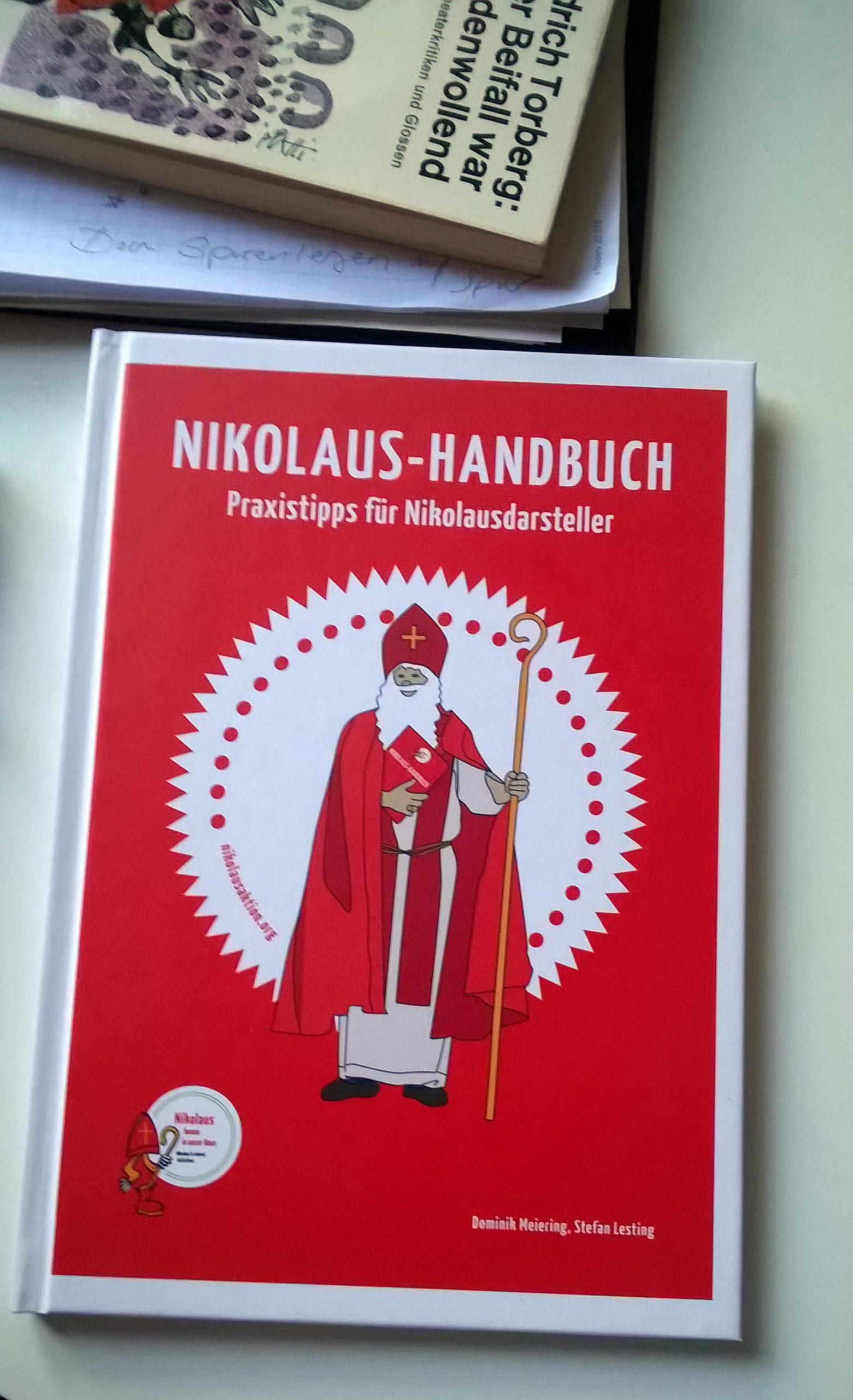 Nikolausbuch Und -Aktion Des Bdkj Köln | Gardinenpredigerin ganzes Nikolausfeier Für Erwachsene Gestalten