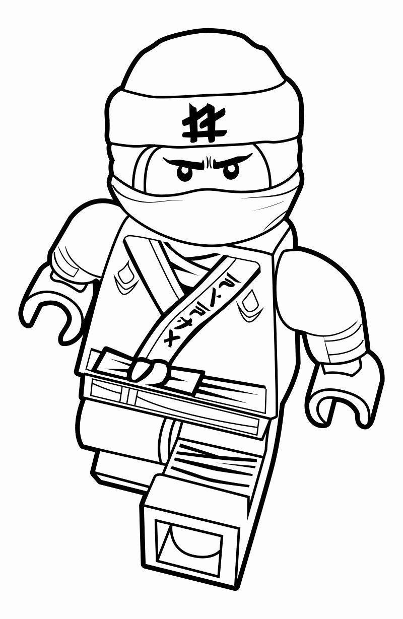 Ninjago Lloyd Coloring Pages Fresh Lego Movie Coloring Pages in Ninjago Malen