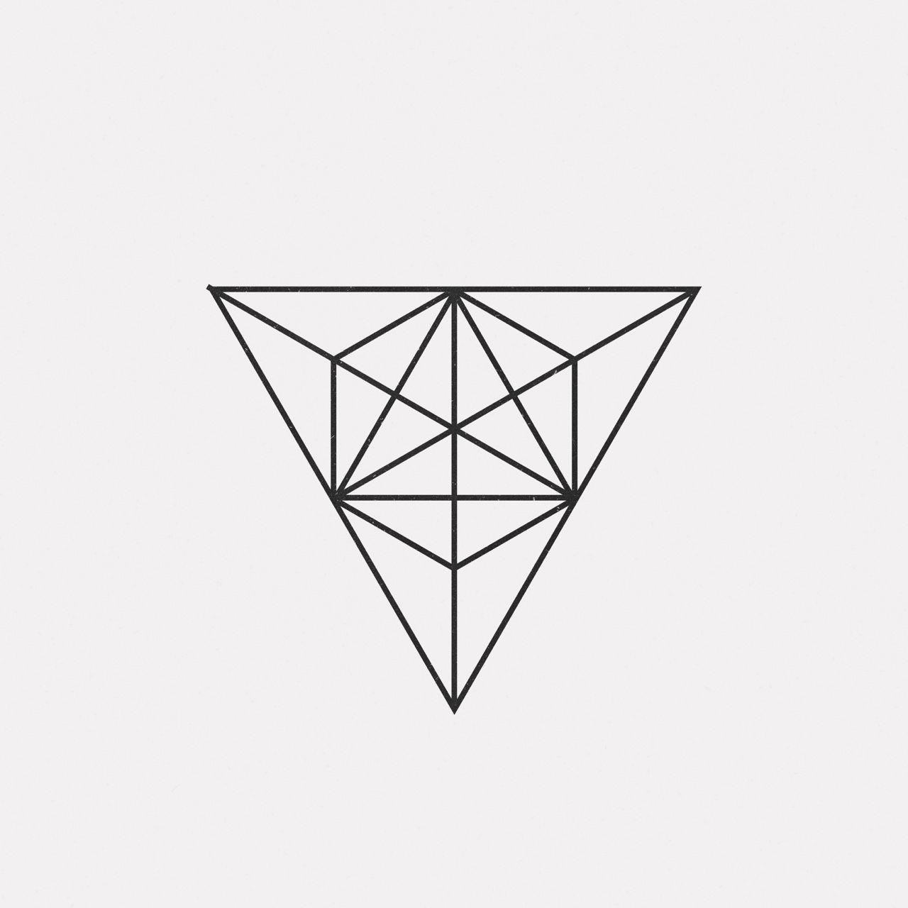 Oc16-742 A New Geometric Design Every Day (With Images innen Geometrisches Zeichnen Vorlagen