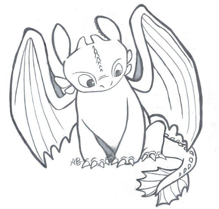ohnezahn mit bildern  dragons ausmalbilder drachen