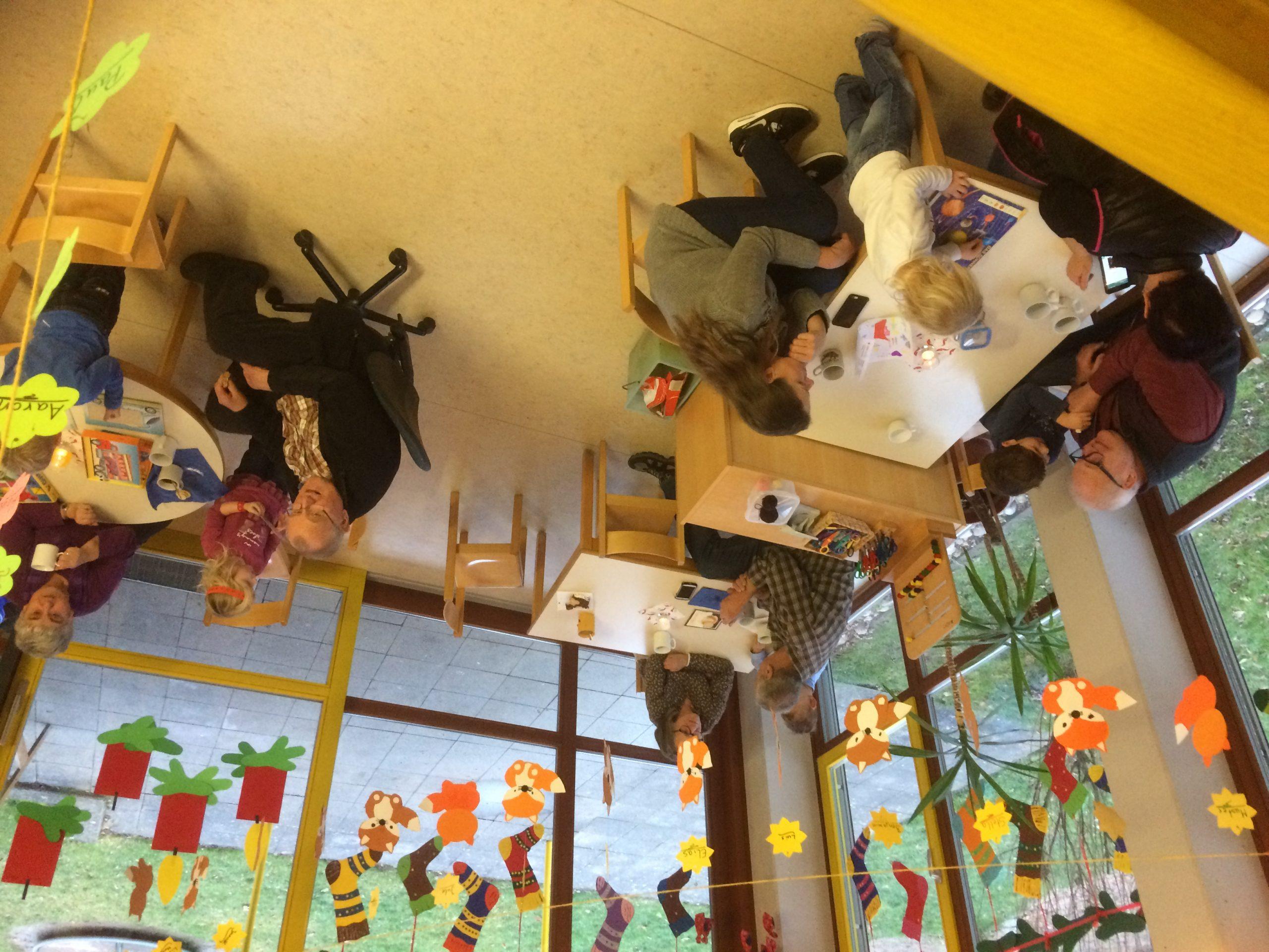 Oma-Opa Tag | Kindergarten Zwergenhöhle Himmelstadt innen Gedichte Zum Oma Opa Tag Im Kindergarten