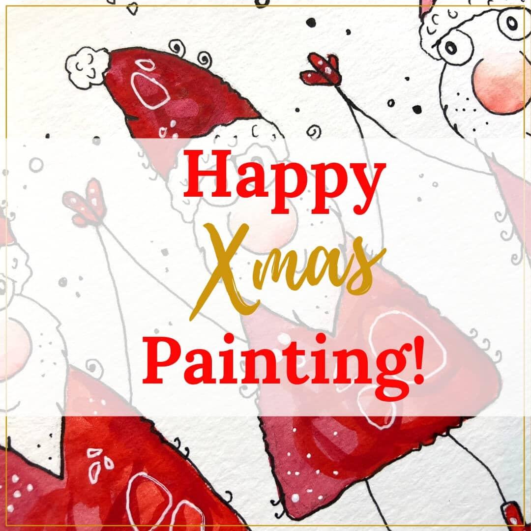 Online Malkurse: Mit Happy Painting Den Spaß Am Malen Neu mit Malkurs Online