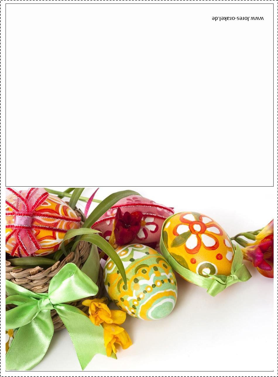 osterkarten kostenlos ausdrucken  kinderbilderdownload