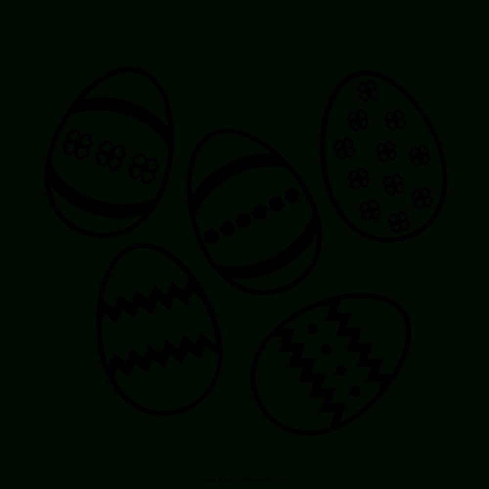 Ostereier Ausmalbilder - Ultra Coloring Pages in Ostereier Ausmalbilder