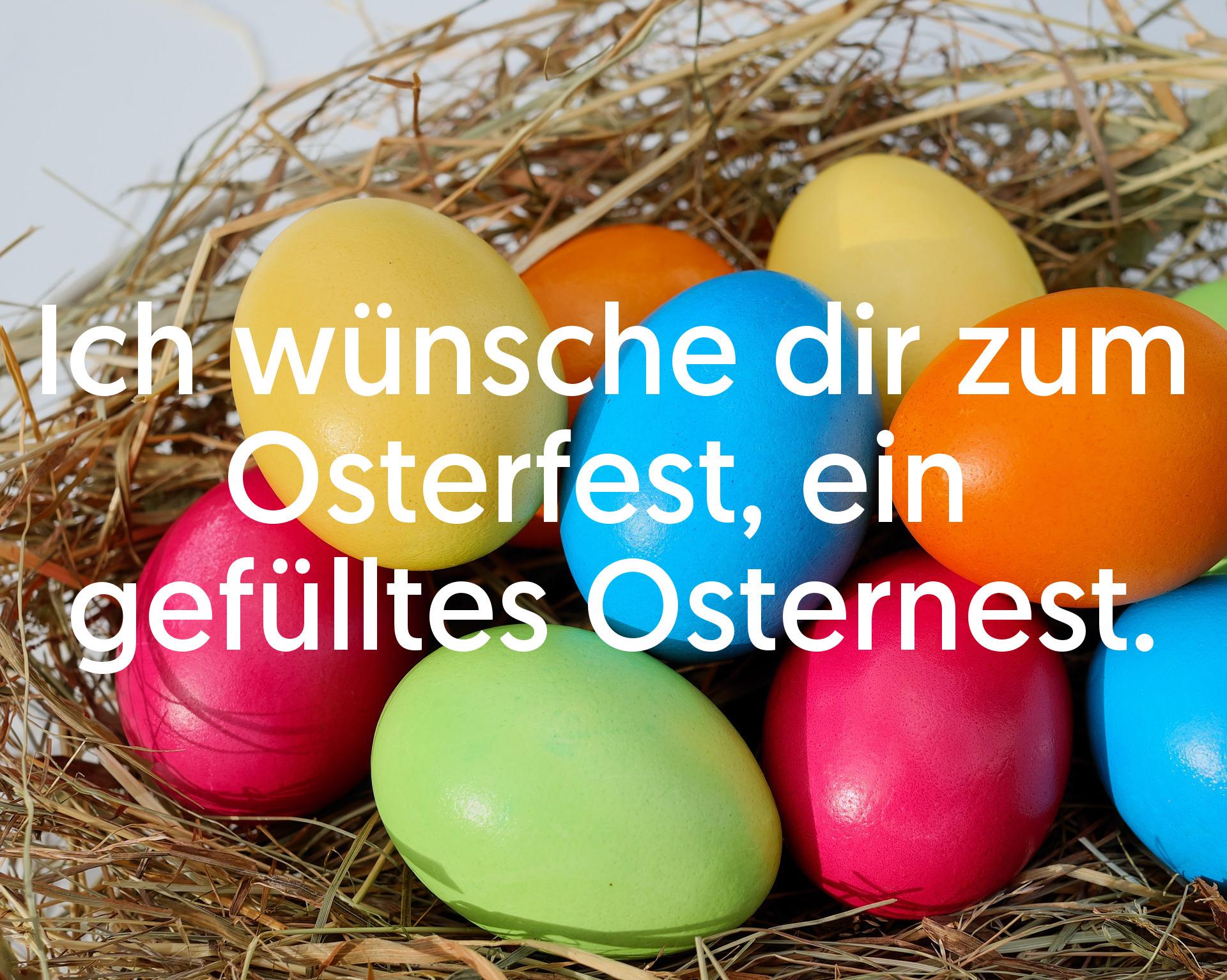 Ostern 2020: Die Besten Ostergrüße Für Whatsapp Und Co. für Osterglückwünsche Auf Englisch