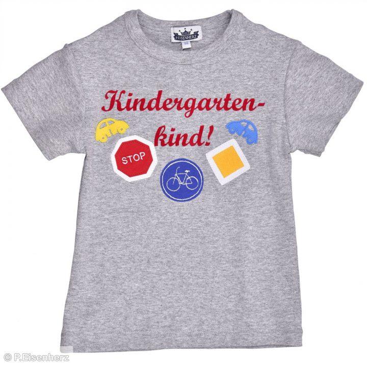 P. Eisenherz Kühlborn Kg ganzes T-Shirt Kindergartenkind