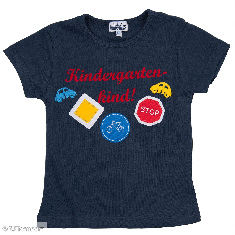 P. Eisenherz Kühlborn Kg über T-Shirt Kindergartenkind