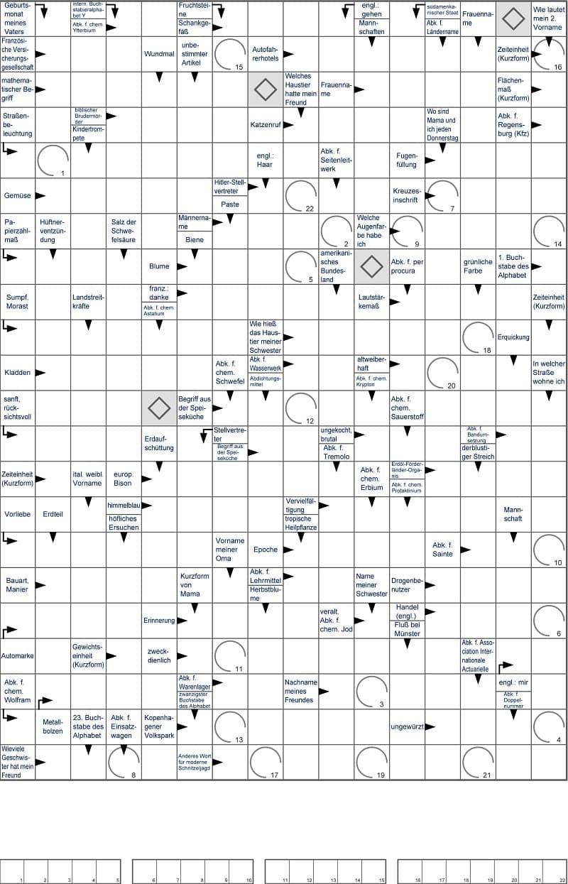 Persönliche Rätsel Und Sudokus - Du Bestimmt Die Fragen Und Antworten! bei Sudoko Rätsel