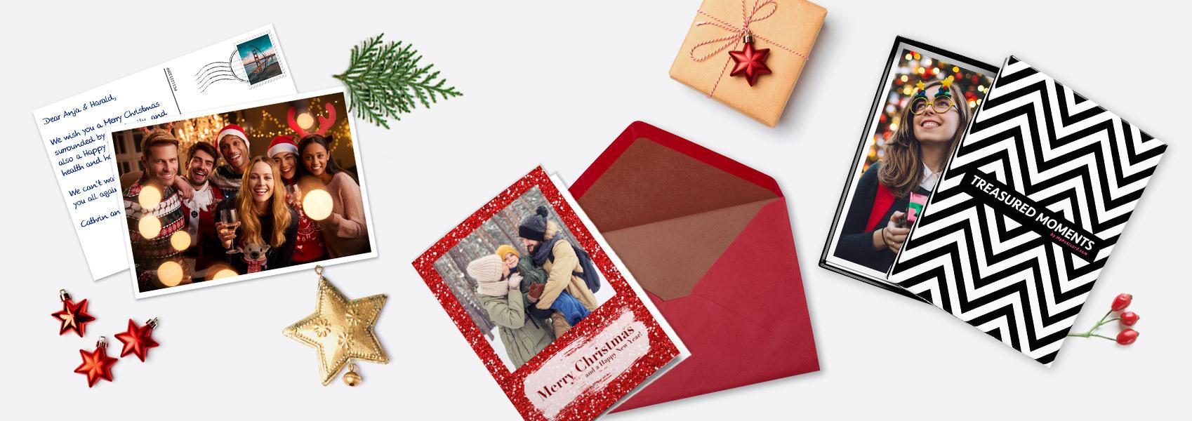 Persönliche Weihnachtskarten Online Versenden   Mypostcard bei Weihnachtskarte Online Kostenlos