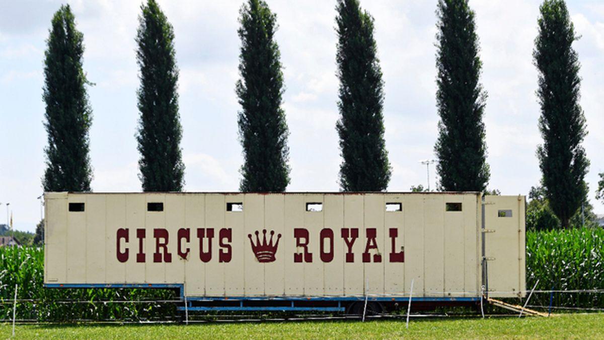 Peter Gasser Vom Circus Royal Ist Gestorben | Tages-Anzeiger bei Schweizer Zirkus Kreuzworträtsel