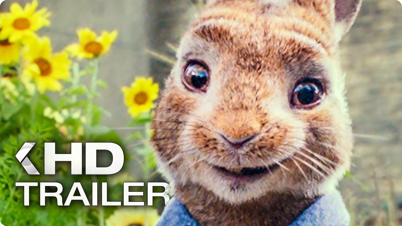 Peter Hase Trailer German Deutsch (2018) innen Lustige Hasen Bilder Kostenlos